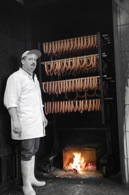 Fleischermeister Walter Libiseller